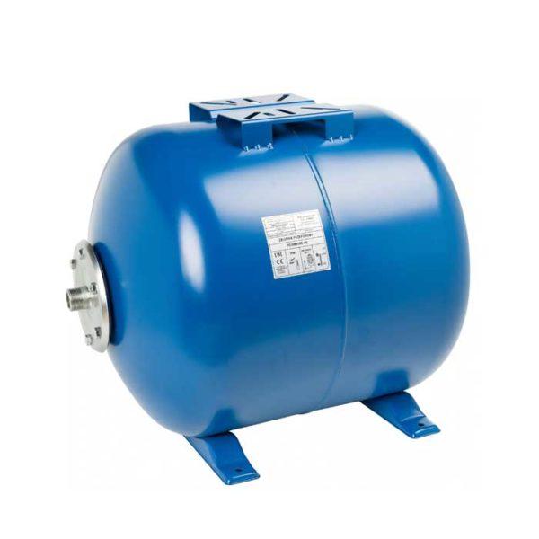 Купить гидроаккумулятор 50 л горизонтальный LadAna (фланец нержавеющая сталь) по супер цене в интернет магазине насосов nasosovnet.ru