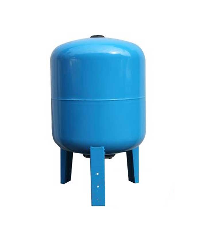 Купить гидроаккумулятор 50 л вертикальный LadAna для ГВС (фланец из стали повышенной прочности) в интернет магазине насосов nasosovnet.ru
