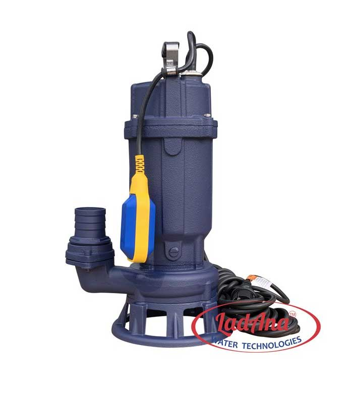Купить погружной канализационный насос LadAna DTm 14-18-0,75 F с режущим механизмом можно в магазине насосов nasosovnet.ru.
