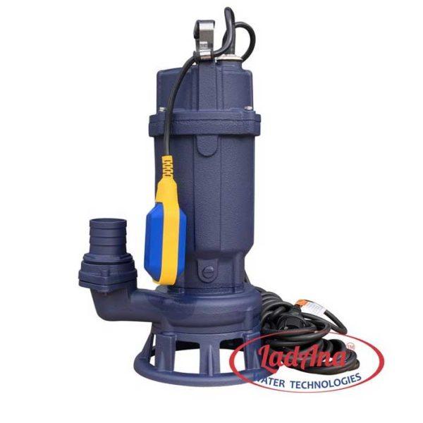 Купить погружной канализационный насос DTm 17-22-1,1 F LadAna с поплавком и режущим механизмом можно в магазине насосов nasosovnet.ru