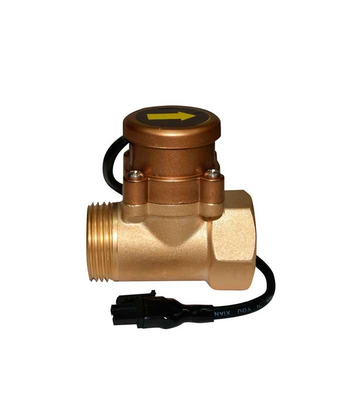 """Купить реле протока LadAna G1,5""""х1""""(DN25/20) для контроля наличия протока воды по супер цене в интернет магазине nasosovnet.ru"""