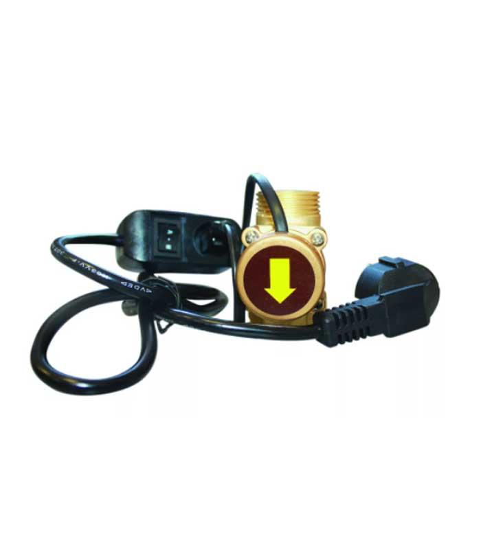 """Купить реле протока с переключателем LadAna G1,5""""х1""""(DN25/20) по супер цене в интернет магазине насосов nasosovnet.ru"""