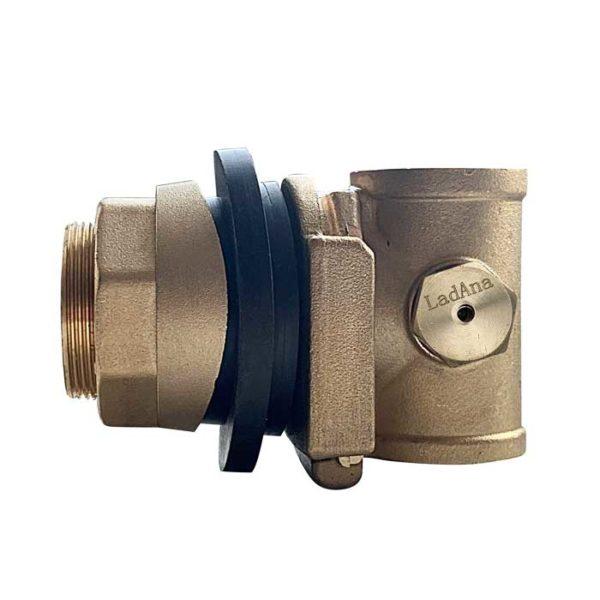 Адаптер для скважины со сливным клапаном - купить по супер цене.