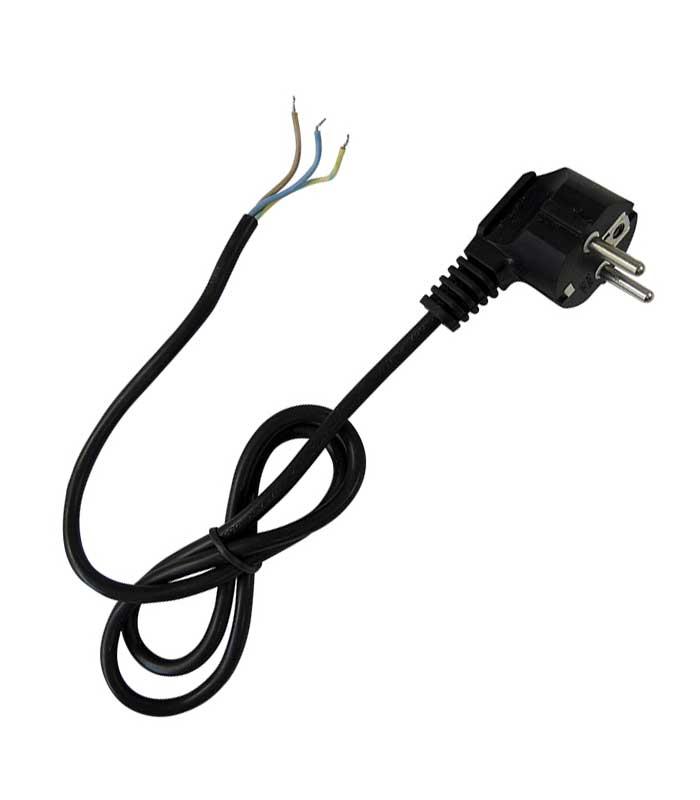 Кабель электрический с евровилкой для насоса ( 1,0 м ) - купить.
