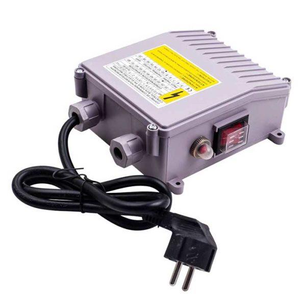 Пульт управления скважинным насосом QK 102-0,37 - отличная цена.