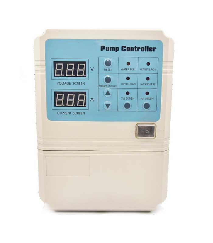 Станция управления скважинным насосом QK 121-0,55 (0,55 кВт) - купить по супер цене.