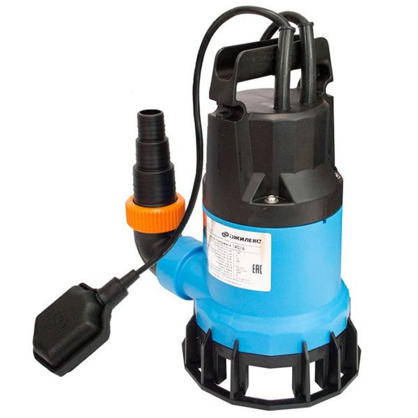Фекальник 230/8 - канализационный погружной насос Джилекс.