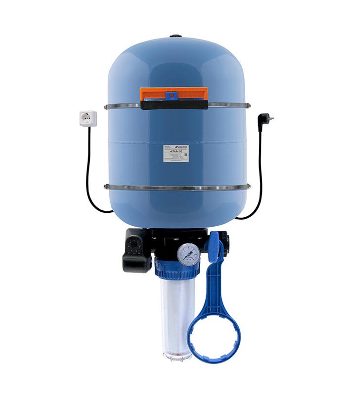 Автоматическая система Джилекс КРАБ 50 литров.