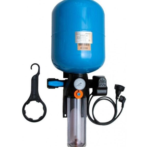Автоматическая система Джилекс КРАБ-Т 100 л. (с торцевым смещенным соединением).