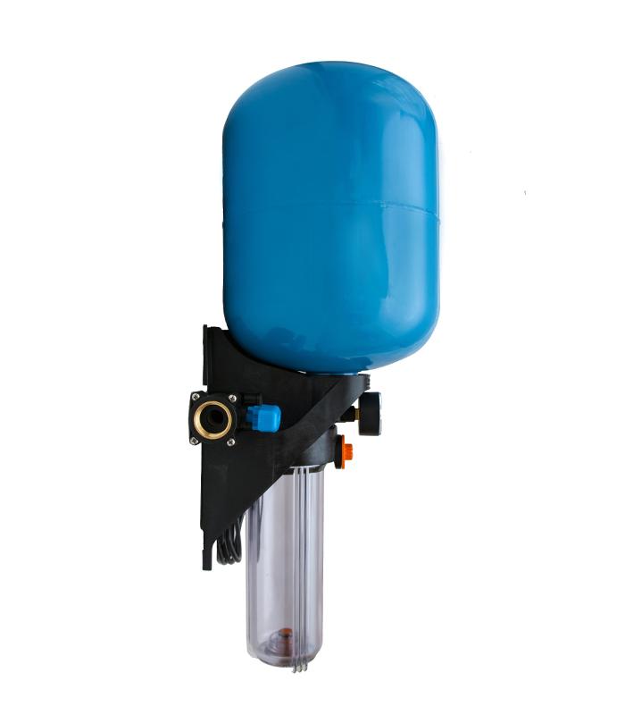 Автоматическая система водоснабжения Джилекс КРАБ-Т 50 л для поддержания давления и фильтрации можно купить в магазине NasosovNet.ru.