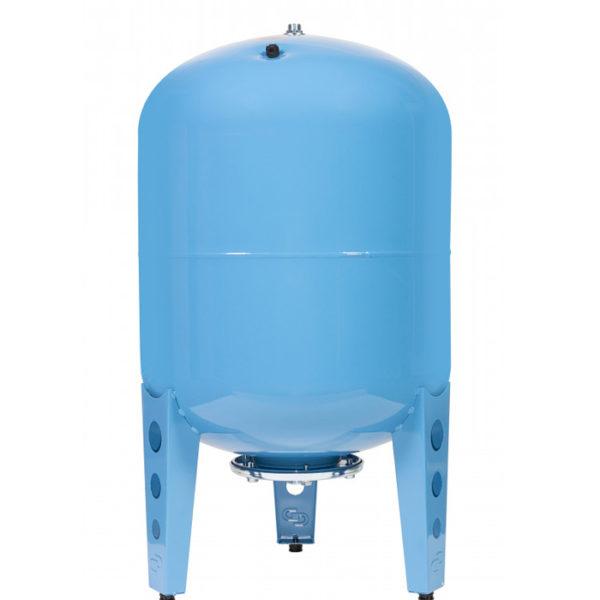 Джилекс 100 В - купить вертикальный гидроаккумулятор (100 литров).