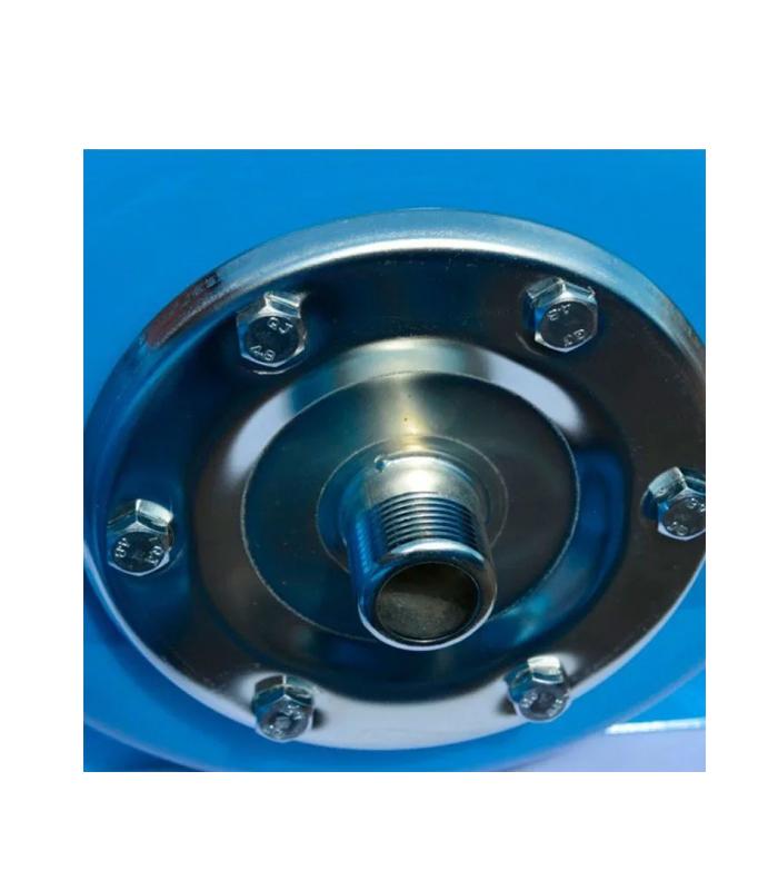 Гидроаккумулятор Джилекс 100 В (вертикальный, 100 л, металлический фланец).