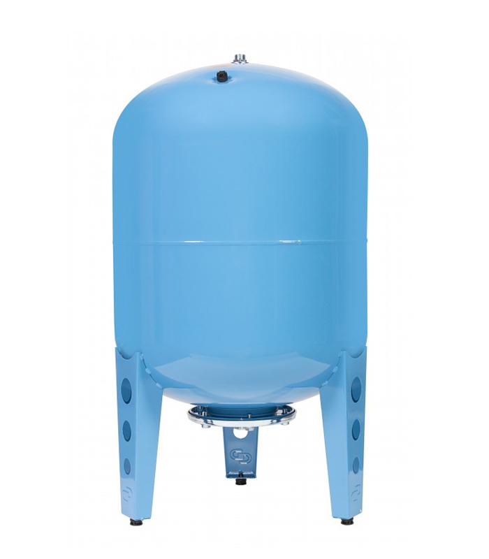Гидроаккумулятор Джилекс 150 В (вертикальный, 150 л, металлический фланец).