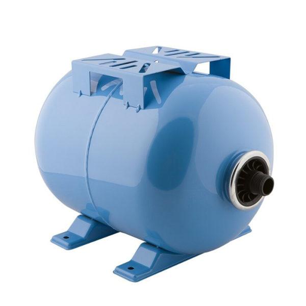 Купить горизонтальный гидроаккумулятор Джилекс 18 ГП (18 литров, фланец пластик) по отличной цене в интернет магазине насосов nasosovnet.ru.