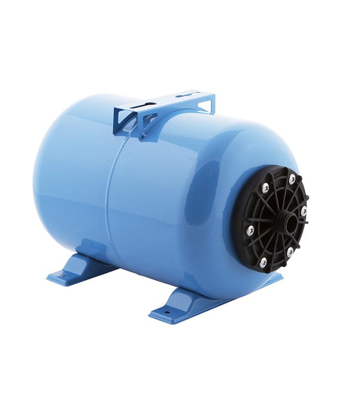 Купить горизонтальный гидроаккумулятор Джилекс 24 ГП (24 литра, фланец пластик) по отличной цене в интернет магазине насосов nasosovnet.ru.