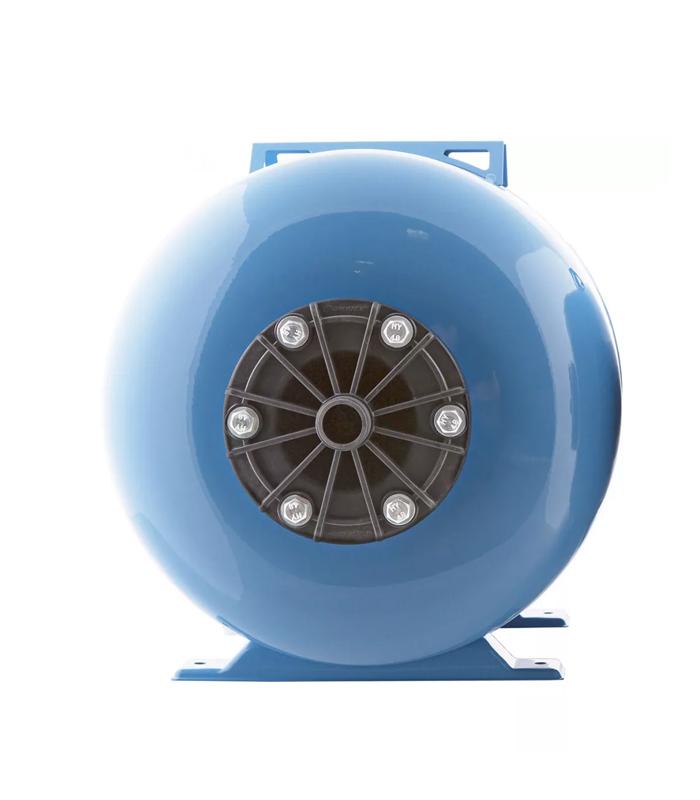 Гидроаккумулятор Джилекс 35 ГП (горизонтальный, 35 литров, фланец пластик).