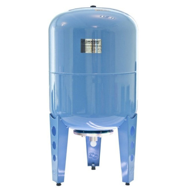 Вертикальный гидроаккумулятор Джилекс 50 В (50 литров, фланец хромированная сталь) можно купить по отличной цене в магазине nasosovnet.ru.