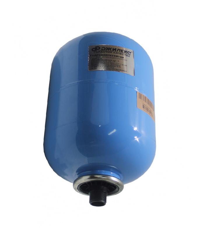 Вертикальный гидроаккумулятор Джилекс 6 ВП (6 литров, фланец пластиковый) можно купить по отличной цене в магазине nasosovnet.ru.