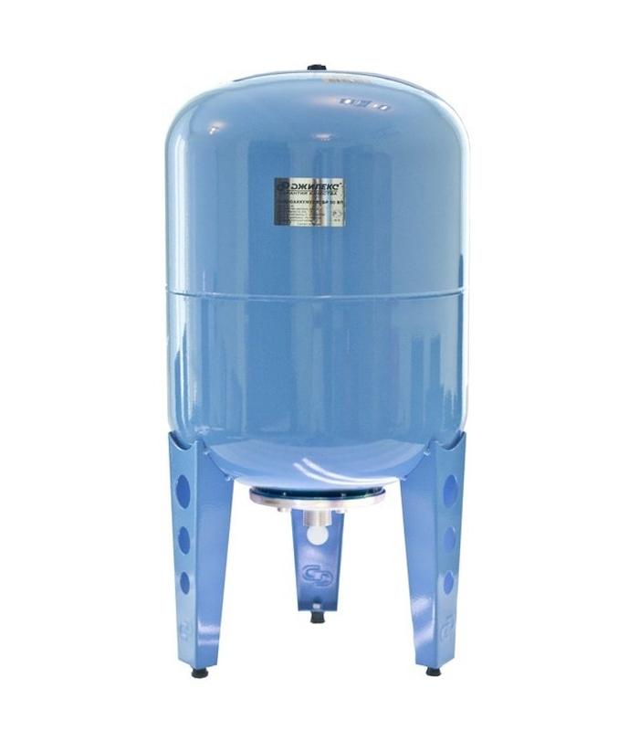 Вертикальный гидроаккумулятор Джилекс 80 В (80 литров, фланец хромированная сталь) можно купить по отличной цене в магазине nasosovnet.ru.