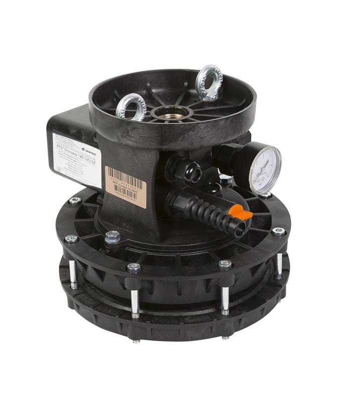 КРОТ Оголовок 110-130/32 Джилекс для организации автоматического водоснабжения можно купить по отличной цене в магазине nasosovnet.ru.