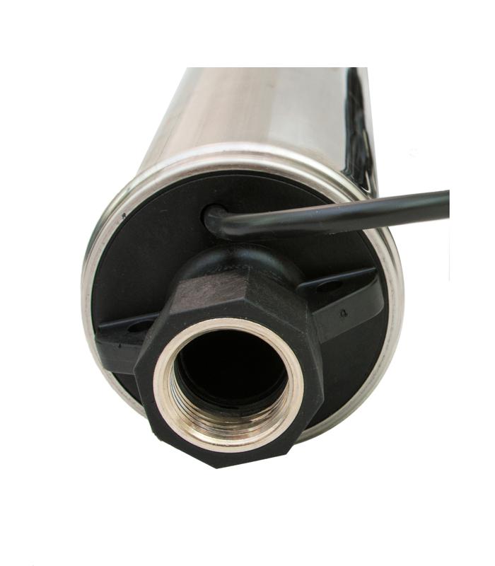 Скважинный насос Водомет ПРОФ 55/90 - глубина 30 м, напор 90 м, объем 3.3 куб. м, час, можно купить не дорого в магазине NasosovNet.ru.