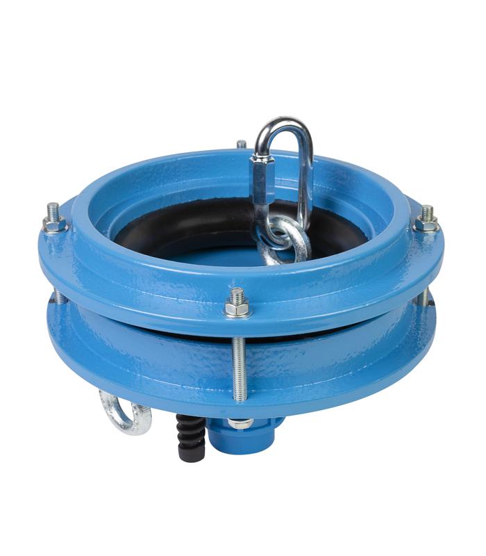 Скважинный оголовок 127-140/40 Джилекс чугунный для герметизации устья скважины можно купить по отличной цене в магазине nasosovnet.ru.