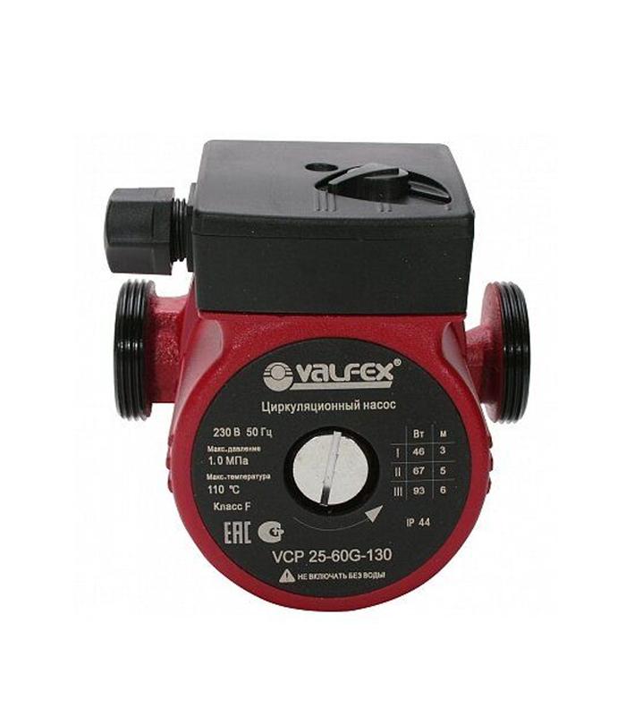 Насос VALFEX VCP 25-60 G 180 мм - купить в магазине NasosovNet.ru.